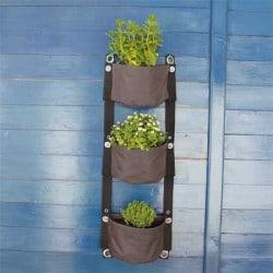 Mur végétal en PVC