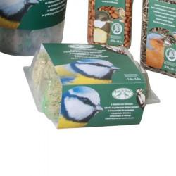 Boules de graisse pour oiseaux sauvages