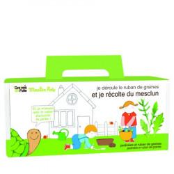 Jardinière pour enfants - Mesclun