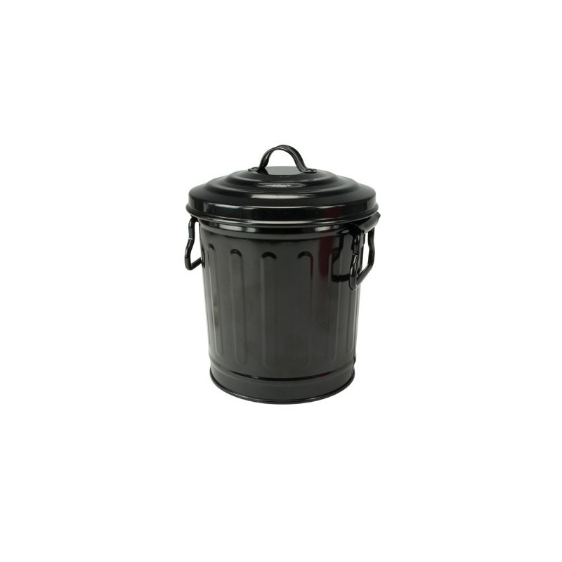 Poubelle de table originale poubelle de table retro poubelle de table noir - Poubelles cuisine originales ...