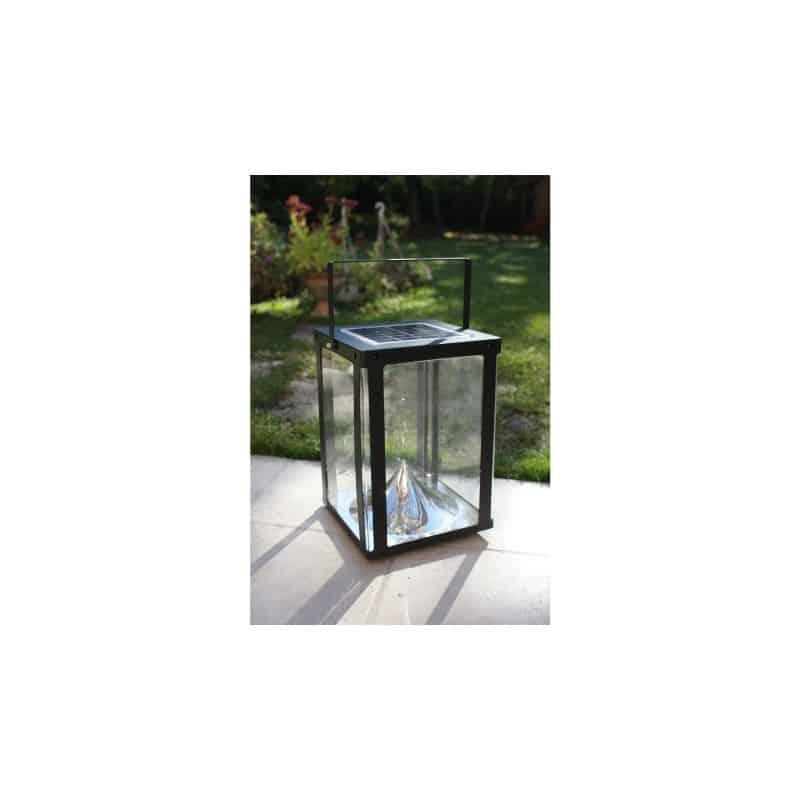 Lampe photophore led design ext rieur for Eclairage exterieur lanterne