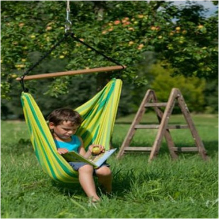 Chaise-Hamac Enfant Froggy