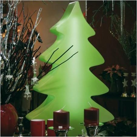 Sapin lumineux vert indoor et outdoor 82 cm