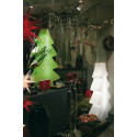 Sapin lumineux vert indoor et outdoor 115 cm