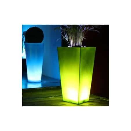 Pot de fleur lumineux Stark M 1m