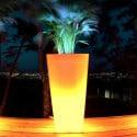 Pot de fleur lumineux Stark S 80 cm