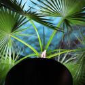 Pot de fleur design à LED Open XS 50 cm