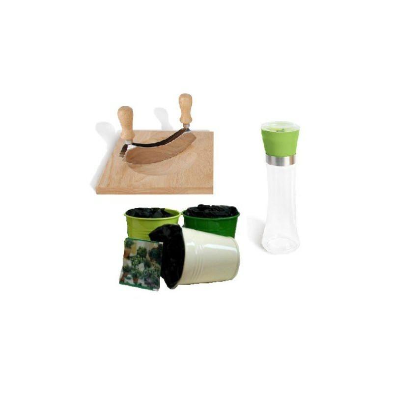 Kit cuisine aux fines herbes