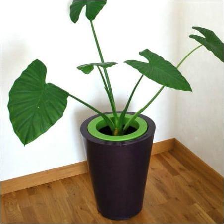 Pot de fleur Up 70 cm bicolore