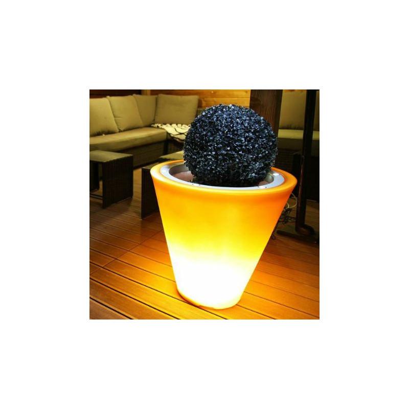 pots de fleur pas cher acheter pot de fleurs pot de fleur ext rieur pot de fleur lumineux. Black Bedroom Furniture Sets. Home Design Ideas