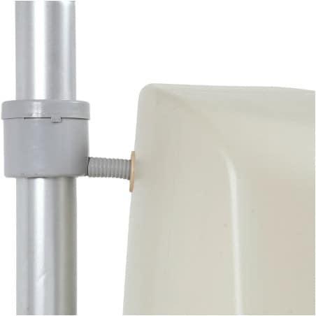 Récupérateur d'eau 400L - Elégance - Gris