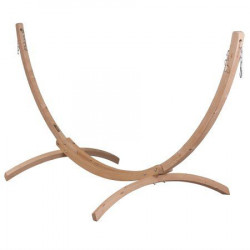 Support bois pour hamac simple CANOA