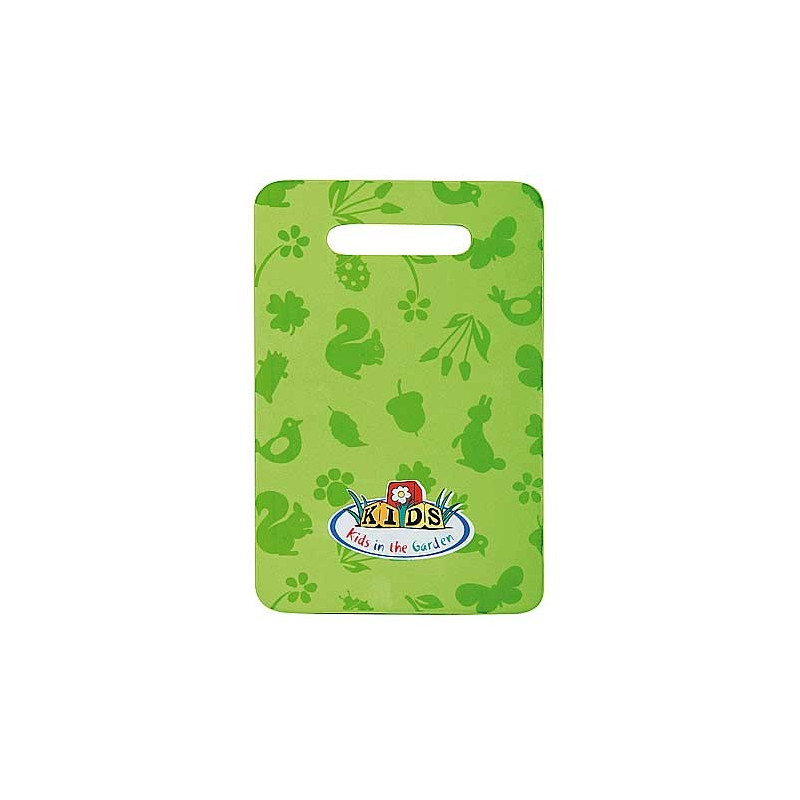 Genouillère verte pour enfant