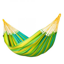 Hamac simple Sonrisa lime