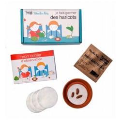 Kit de germination Haricot pour enfants