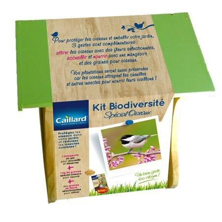 Kits de biodiversité pour Oiseaux