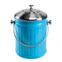 Seau Composteur de table Bleu