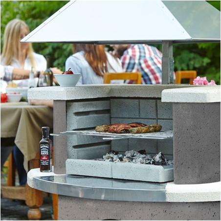 Barbecue en béton Zurich