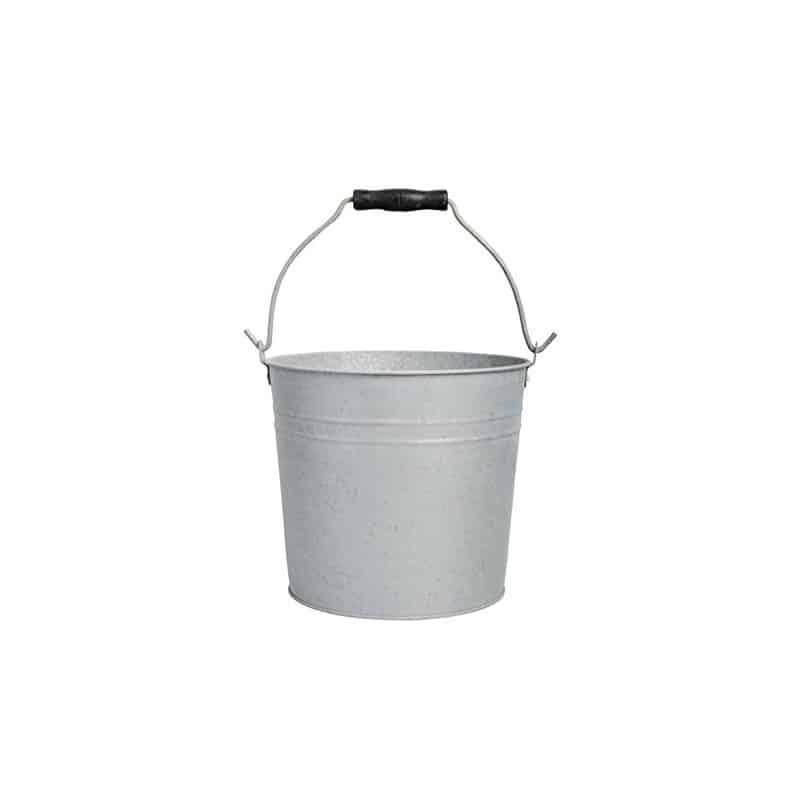 acheter un seau inox seau en zinc pas cher pour le jardinage. Black Bedroom Furniture Sets. Home Design Ideas