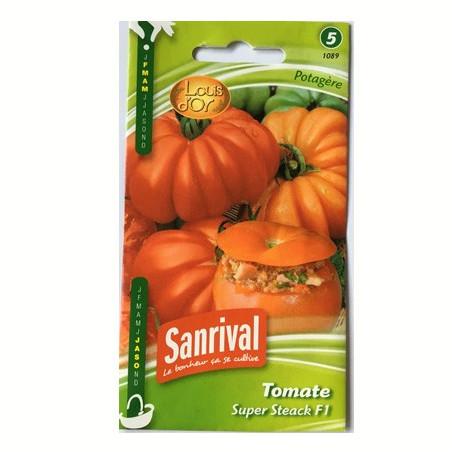 Graines Tomate Super Steack F1