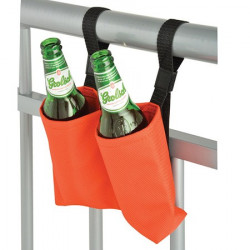 Porte bouteille pour balustrade