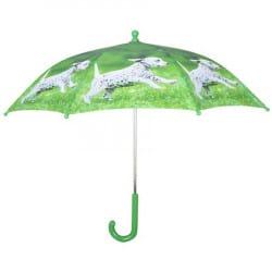 Parapluie chiots blancs