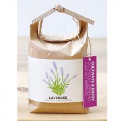Kit Lavande dans un sac de riz
