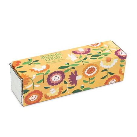Kit Jardinière Fleurs Zinnias
