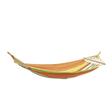 Hamac à barres rayé multicolore