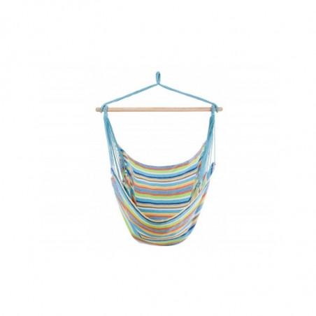 Hamac à barres simple multicolor