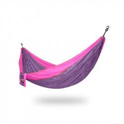 Hamac randonnée parachute mauve
