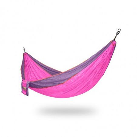 Hamac parachute simple rose