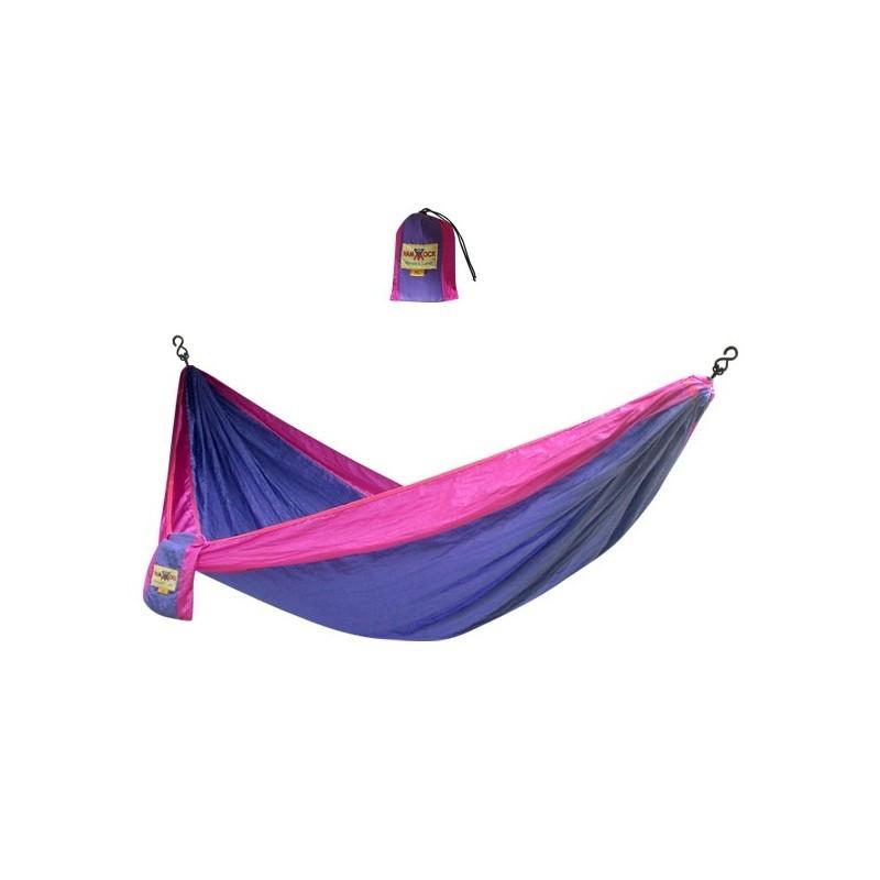 Hamac parachute violet double