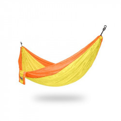 Hamac parachute jaune simple