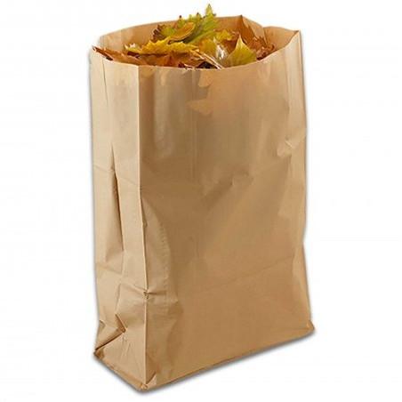 Lot de 5 sacs papier déchets verts 100 L