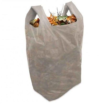 Lot de 6 sacs branchage feuille et gazon 150 L