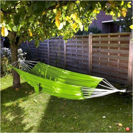 Hamac simple parachute vert