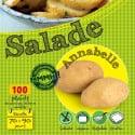 Annabelle 100 Plants de pomme de terre