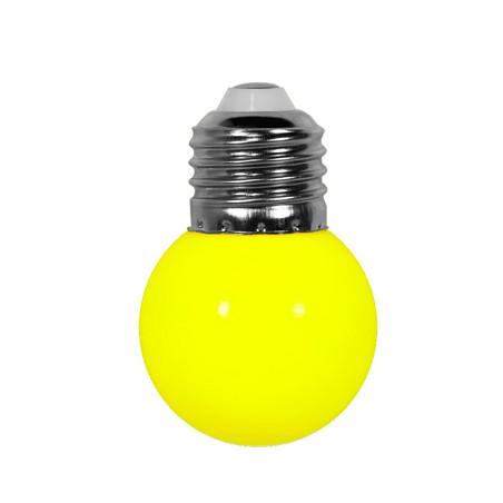 Ampoule Jaune E27 pour guirlande extérieure
