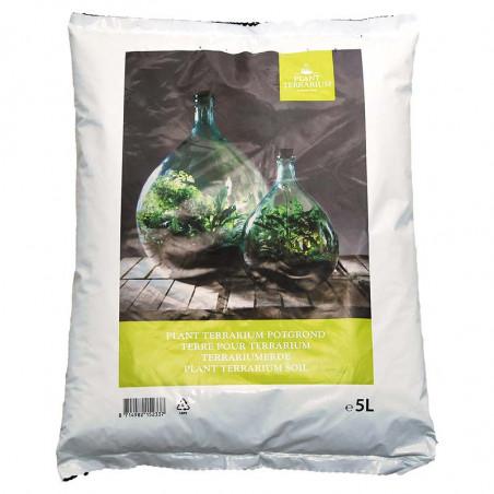 Terre pour terrarium 5 litres