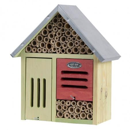 Hôtel à insectes 33 cm