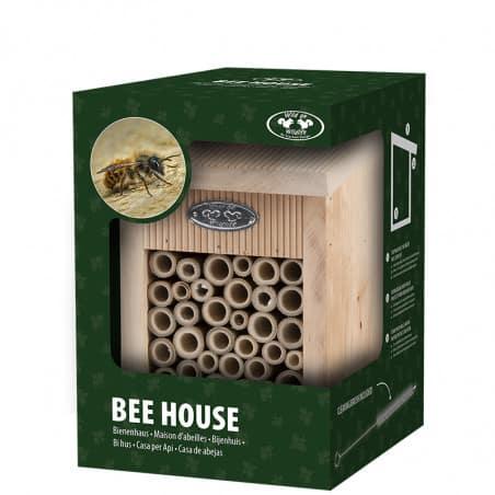 Abris abeilles bois naturel