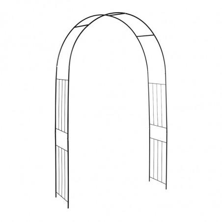 Arche en métal pour décor floral 218 cm