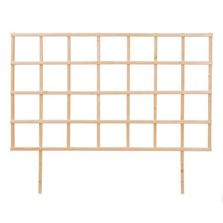 Treillis pour carré potager 119 cm