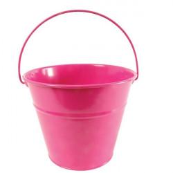 seau de jardin enfant rose