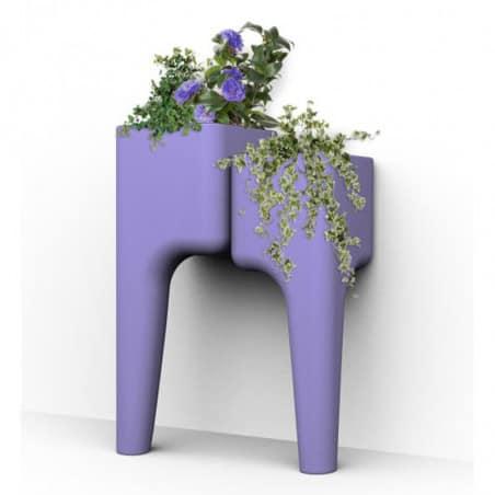 Table potagère Bleu Design S