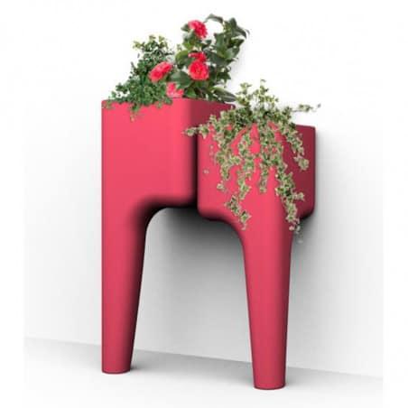 Table potagère Rouge Design S
