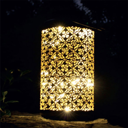 Lanterne solaire Andaluz 30 cm
