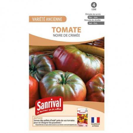 Graines Tomate Noire de Crimée