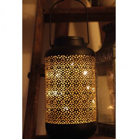 Lanterne solaire Alhambra 25 cm